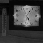 Osvětlené hodiny